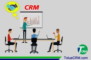 واحد های مختلف سازمان و CRM
